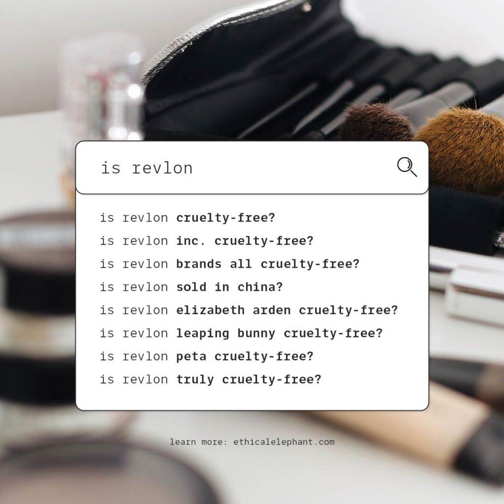 Is Revlon Cruelty-Free?