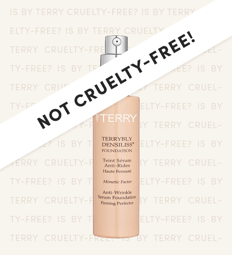 Is By Terry Cruelty-Free?