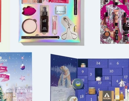 2020 Cruelty-Free Beauty & Makeup Advent Calendars (Vegan Options Too!)
