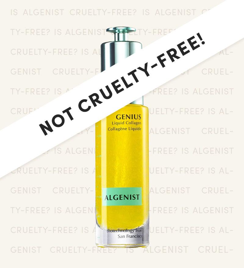 Is Algenist Cruelty-Free?