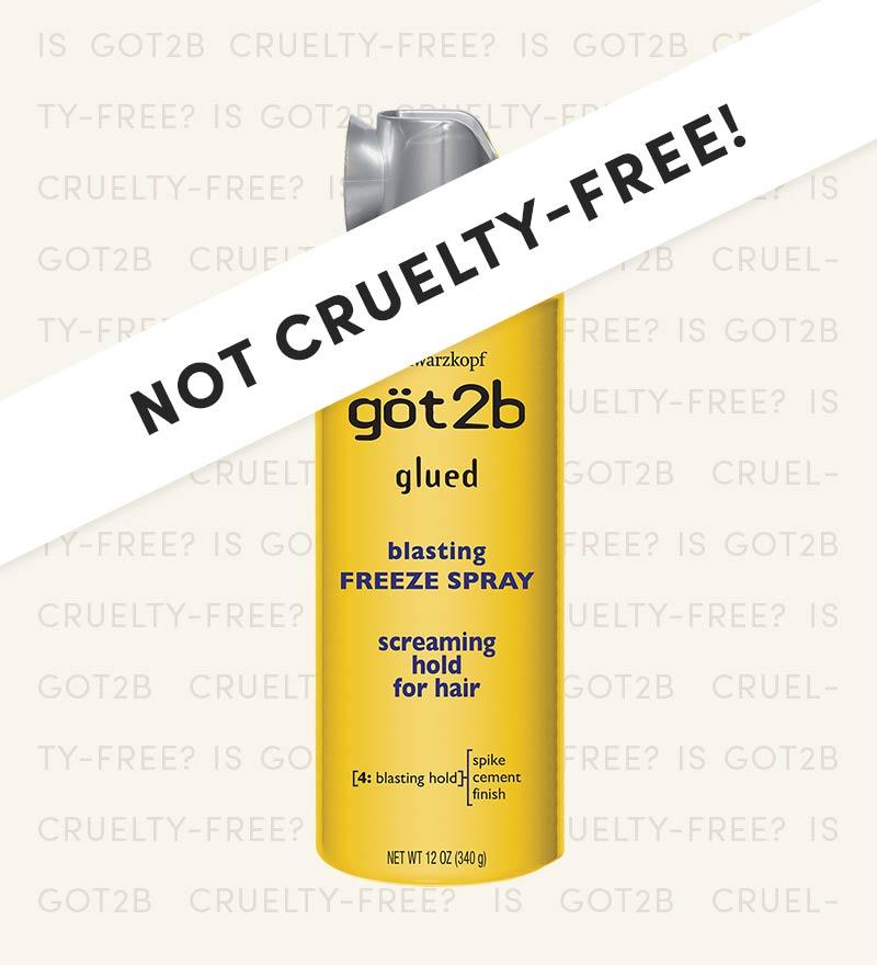 Is Got2B Cruelty-Free?