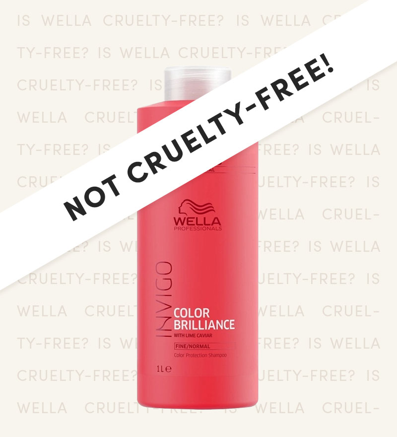 Is Wella Cruelty-Free?