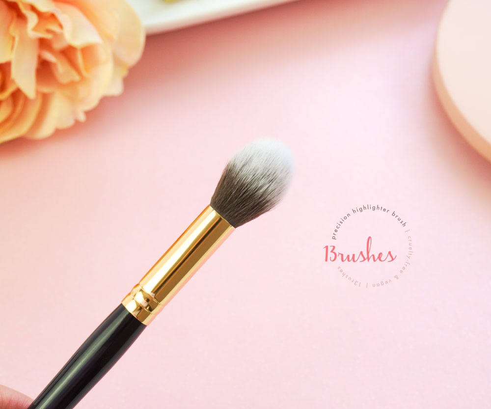 Precision Highlighter Brush - 13rushes Review