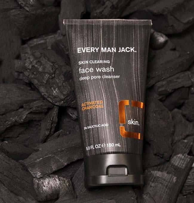 Every Man Jack Vegan Skincare for Men