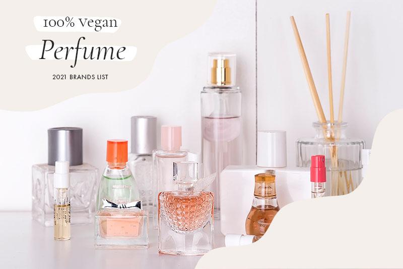 100% Vegan Perfumes