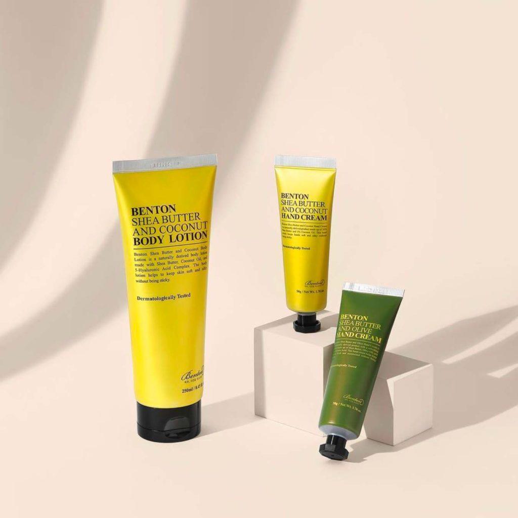 Benton cruelty-free Korean skincare brand