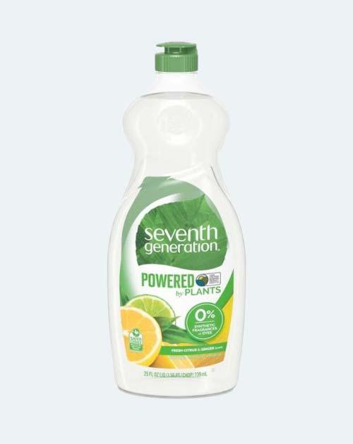Seventh Generation Vegan Dish Liquid