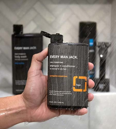 Every Man Jack - Vegan Shampoo and Conditioner for Men
