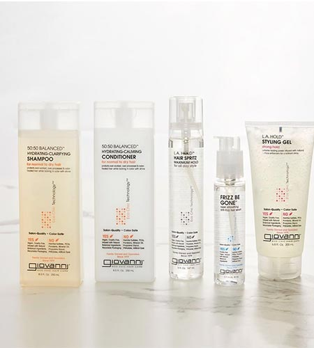 Giovanni Salon-Quality Cruelty-Free Hair Care Products