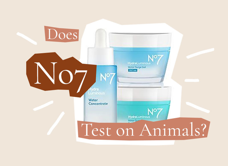 Does No7 Test on Animals?