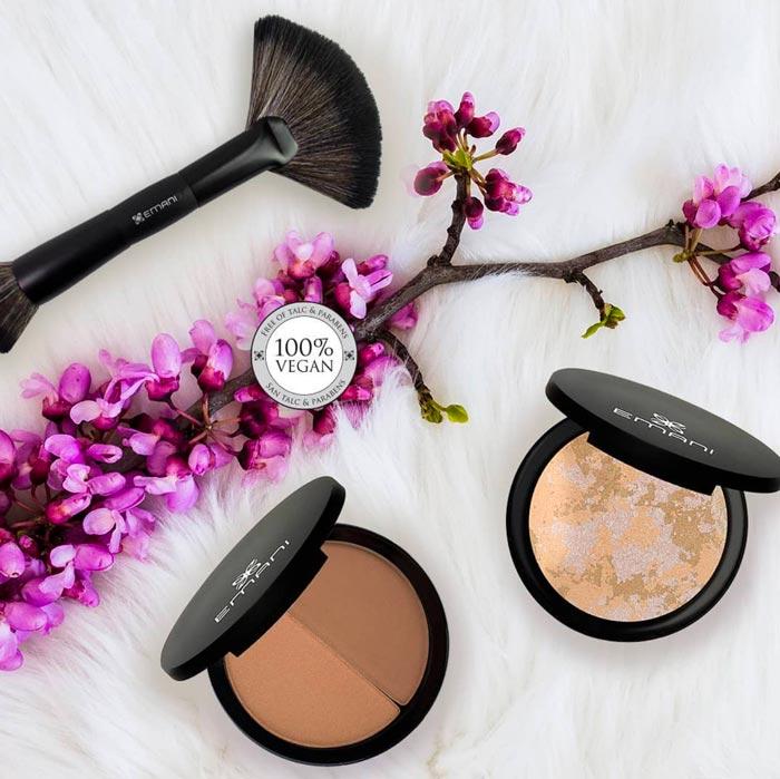 Emani Cosmetics - Drugstore Natural Vegan Makeup