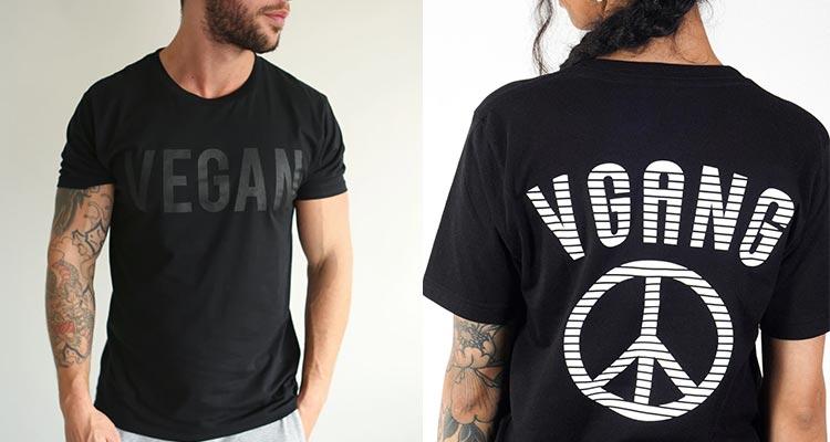 ETHCS - Modern vegan shirts