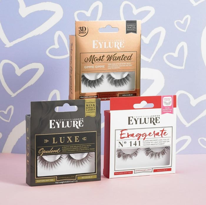 Eylure - Affordable Vegan Lashes