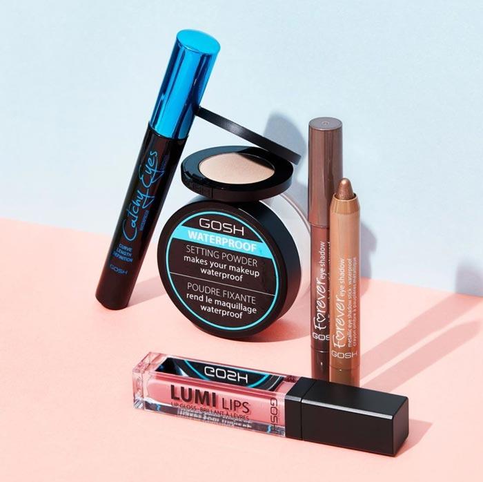 GOSH Cosmetics - Cruelty-Free and Vegan-Friendly Makeup