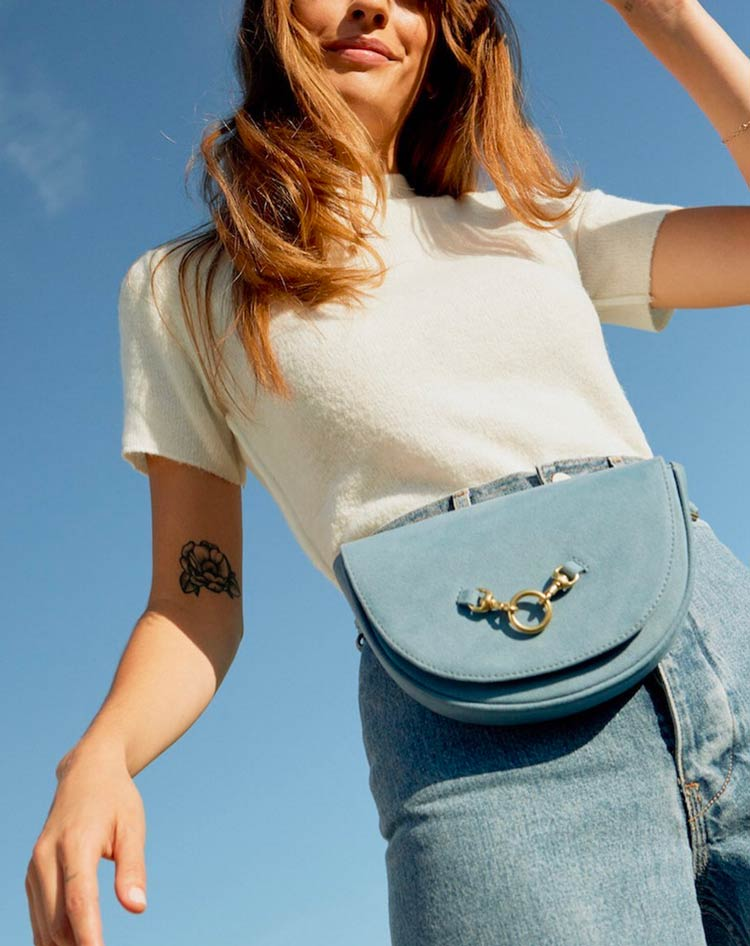 HFS Collective Vegan Leather Belt Bags