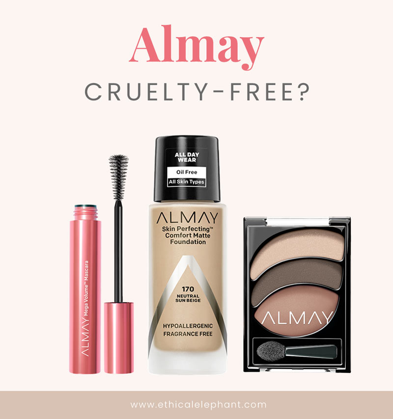 Is Almay Cruelty-Free?