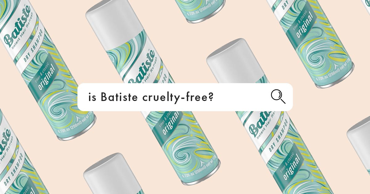 Is Batiste Cruelty-Free?