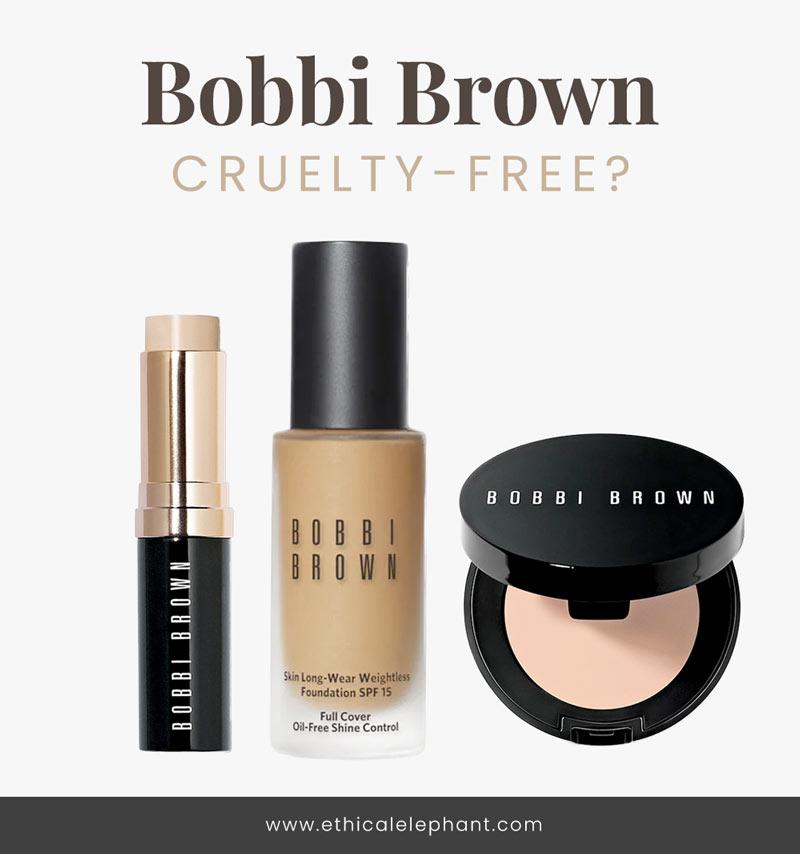 Is Bobbi Brown Cruelty-Free?
