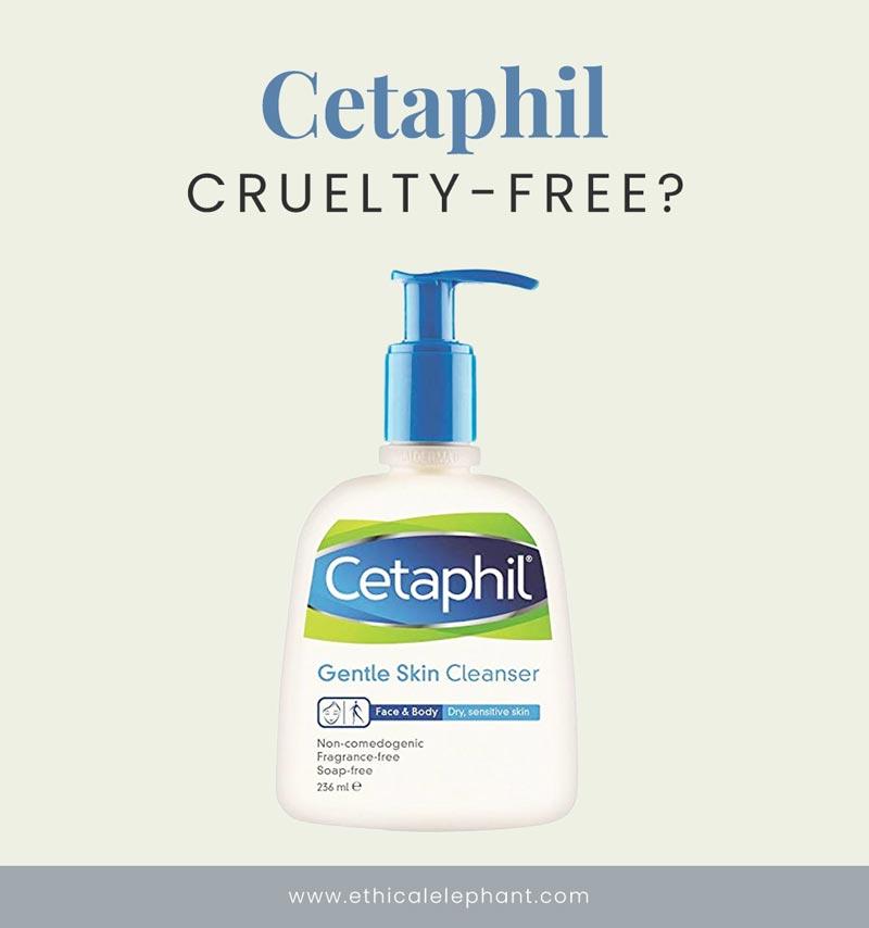 Is Cetaphil Cruelty-Free?