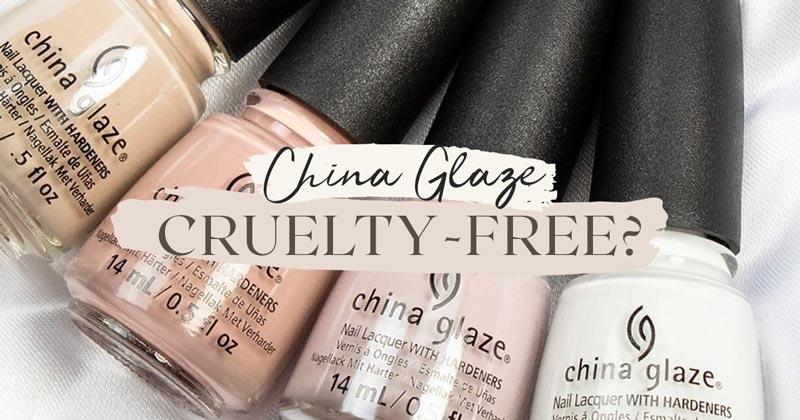 Is China Glaze Cruelty-Free?
