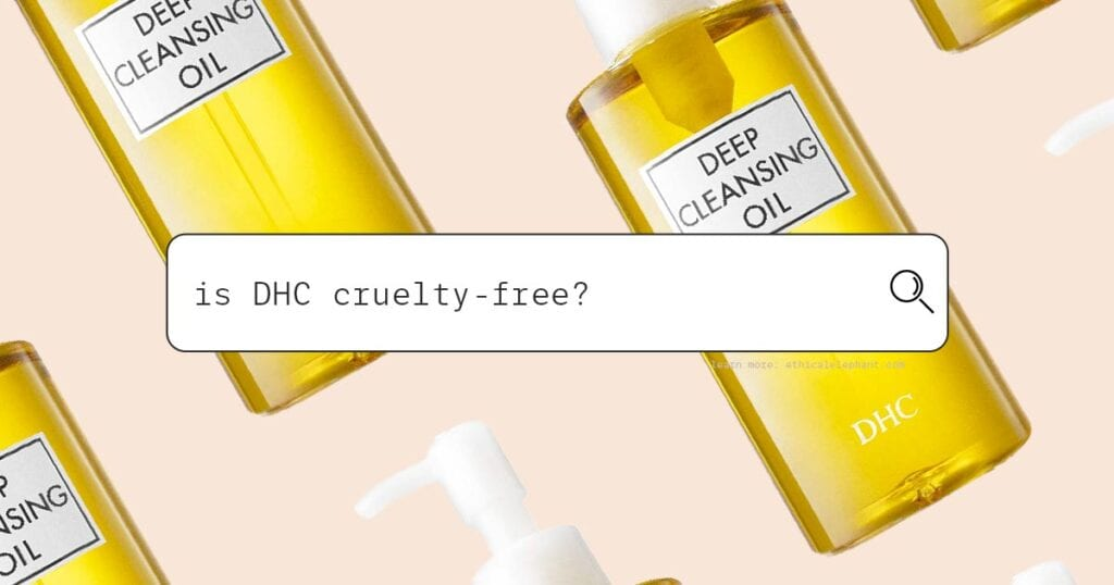 Is DHC Cruelty-Free?