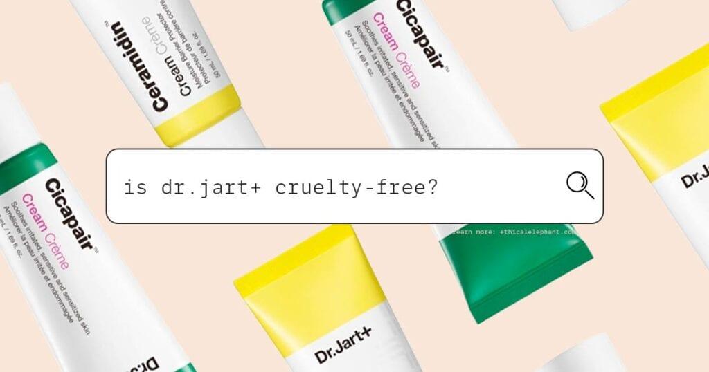 Is Dr Jart Cruelty-Free?
