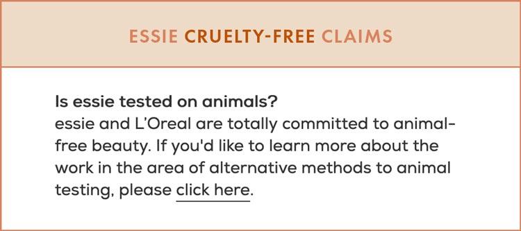Essie Cruelty-Free Claims