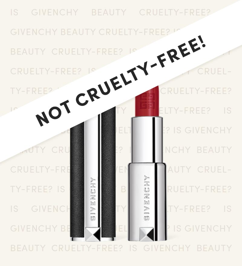 Is Givenchy Cruelty-Free?