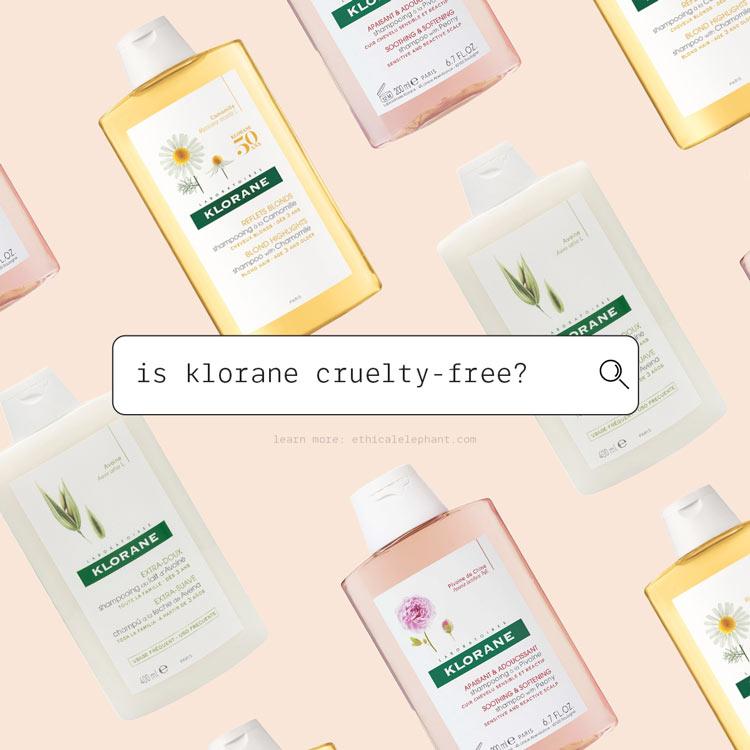 Is Klorane cruelty-free?
