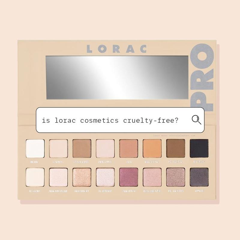 Is Lorac Cruelty-Free?