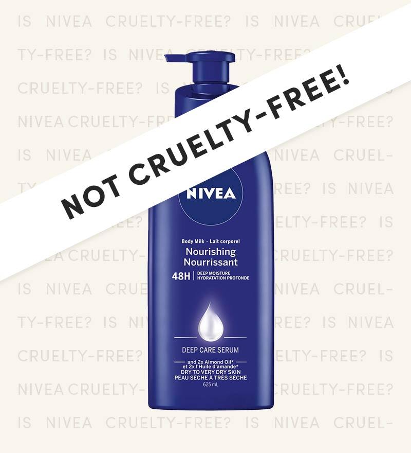 Is NIVEA Cruelty-Free?