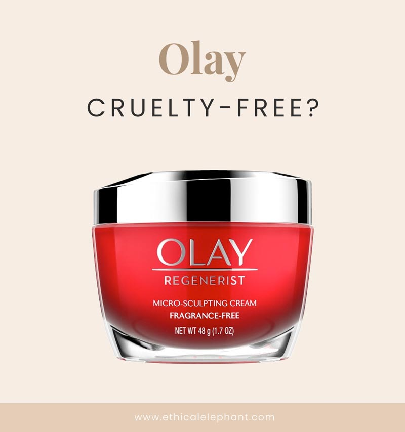 Is Olay Cruelty-Free?