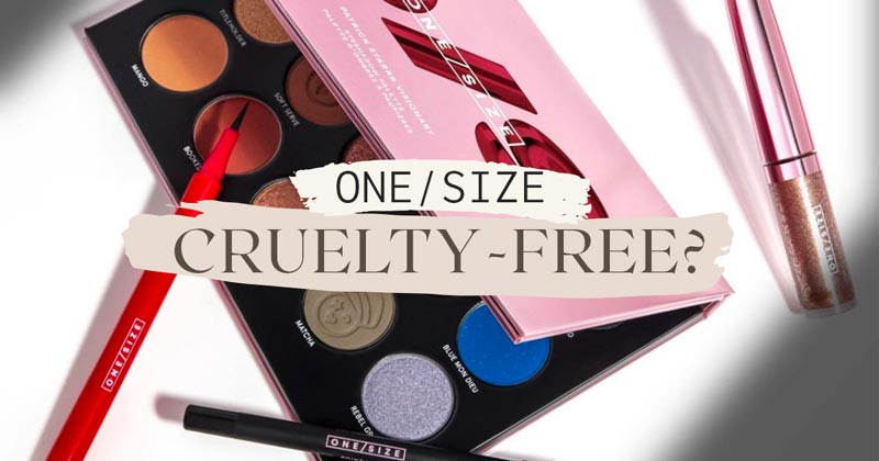Is ONE/SIZE Cruelty-Free?