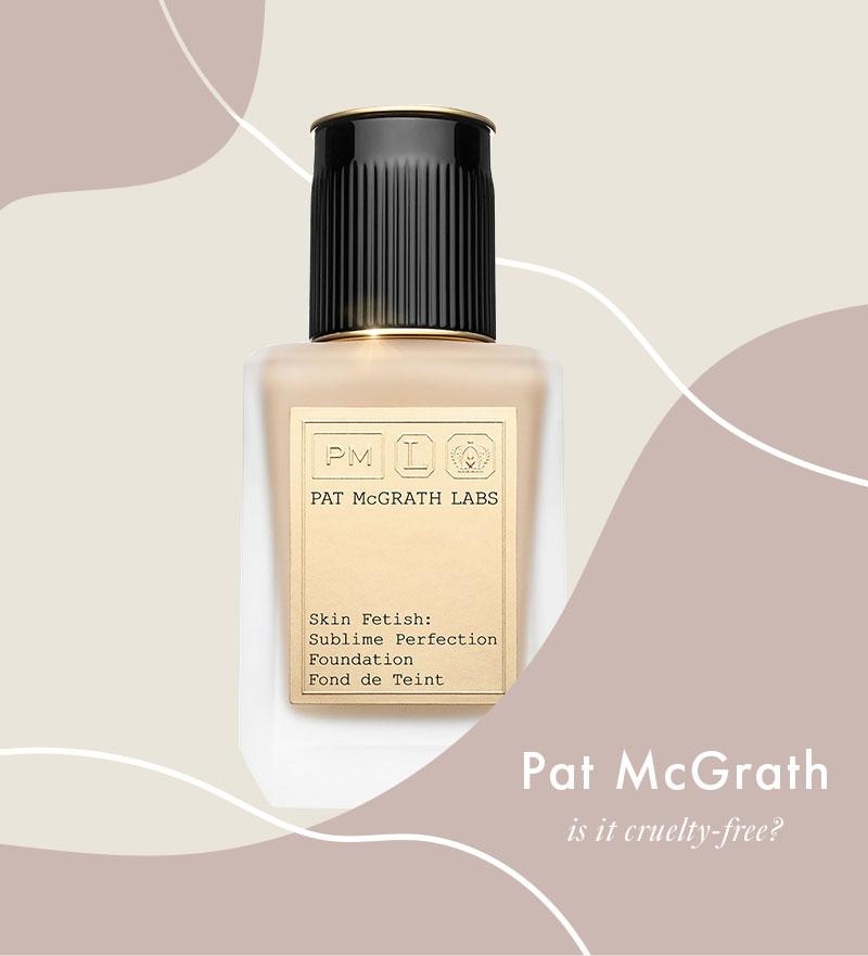 Is Pat McGrath Cruelty-Free?