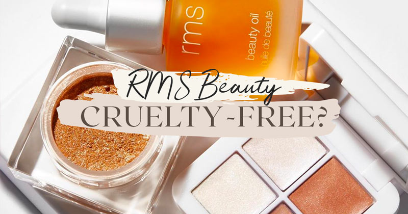 Is RMS Beauty Cruelty-Free?