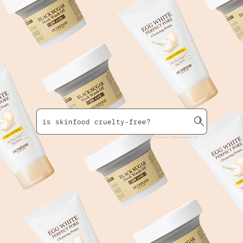 Is Skinfood Cruelty-free?