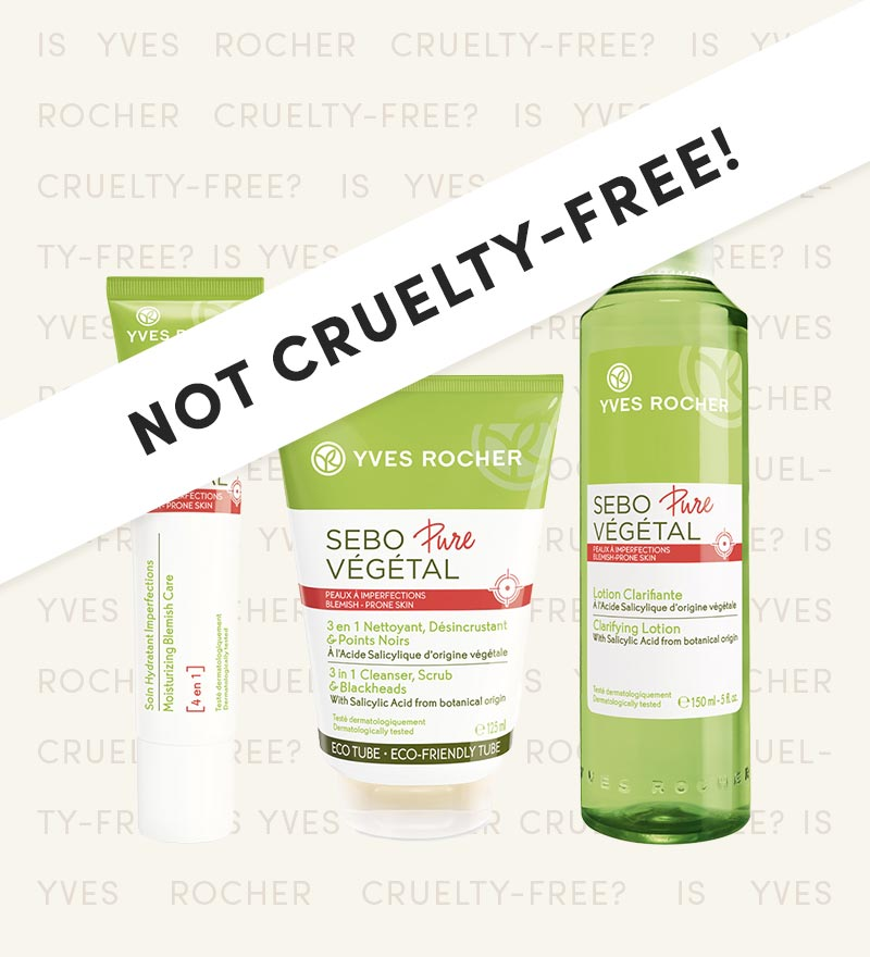 Is Yves Rocher Cruelty-Free?