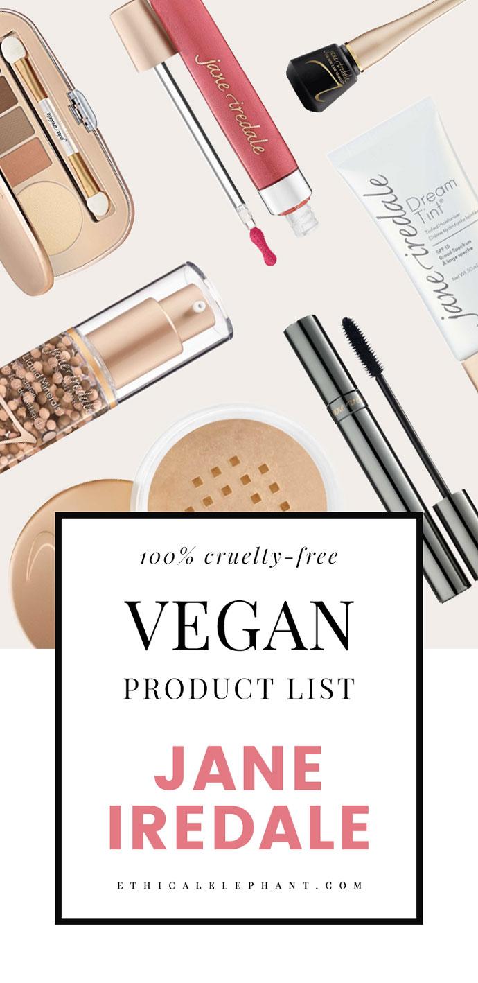 Is Jane Iredale Cruelty-Free & Vegan?