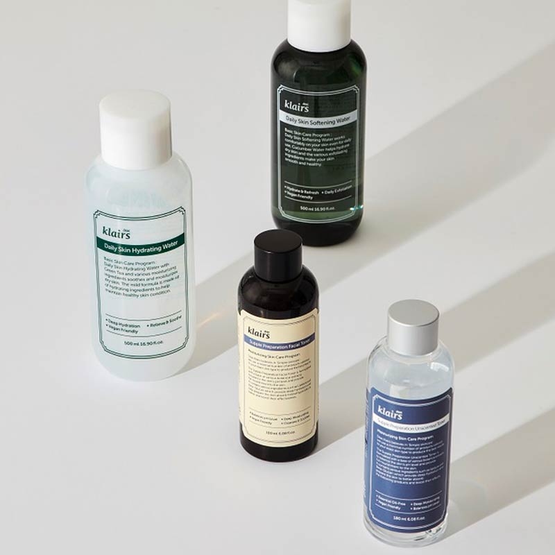Klairs - Cruelty-Free Korean Skincare Brand