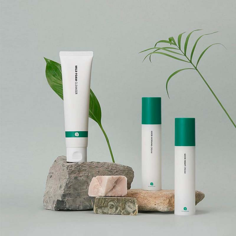 The Vegan Glow - Vegan Clean K-Beauty Skincare Brand