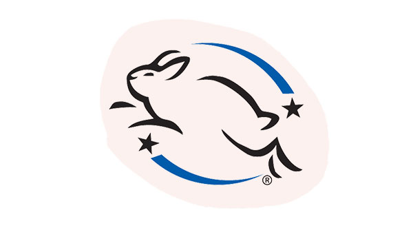 Leaping Bunny Cruelty-Free Logo