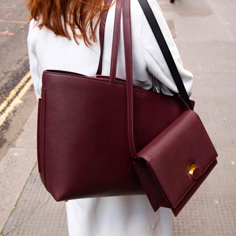 LUXTRA Vegan Handbags