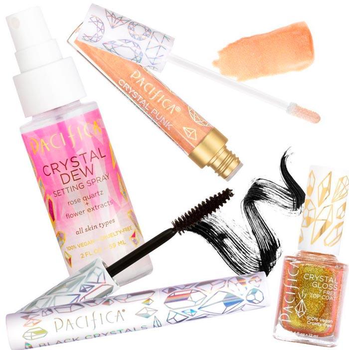 Pacifica Beauty - Drugstore 100% Vegan Makeup