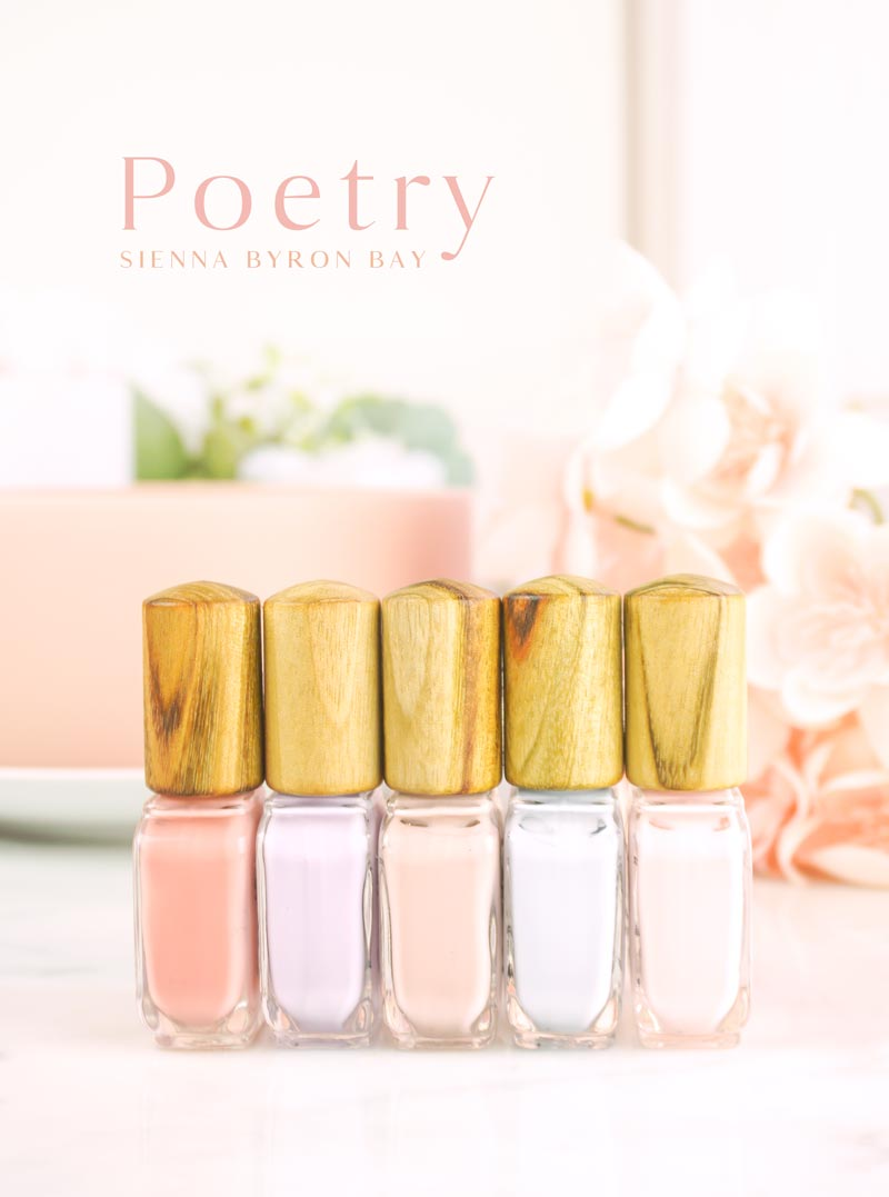 Poetry Collection - Sienna Byron Bay