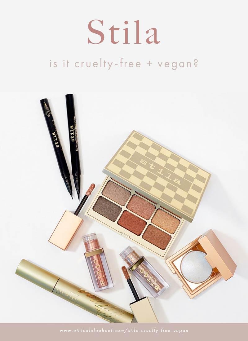 Is Stila Cruelty-free and Vegan?