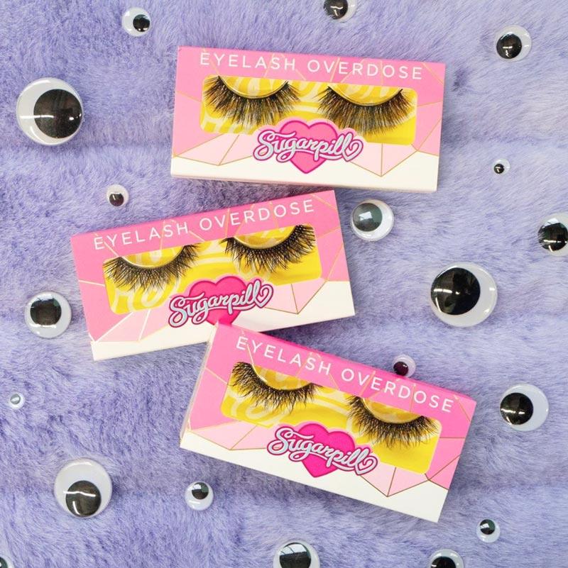 Sugarpill Lashes - Vegan False Lashes