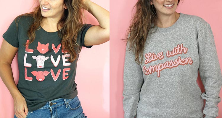 Threads for Love - Compassion Clothing