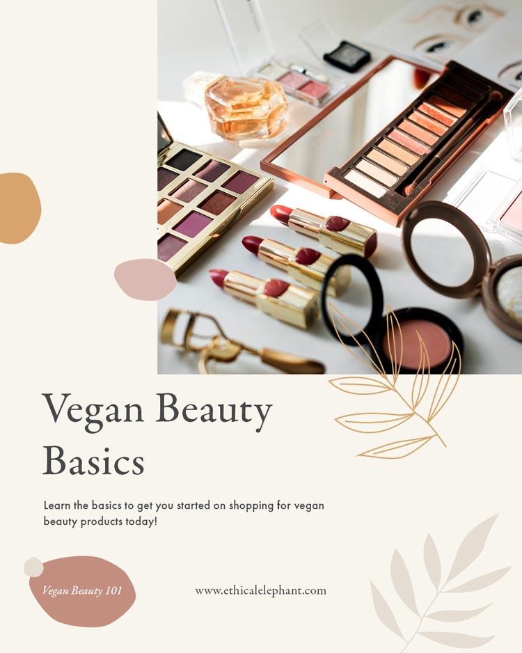 Vegan Beauty Basics