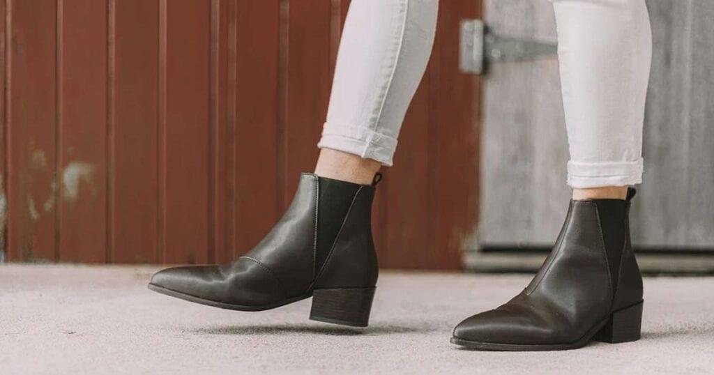 Vegan Chelsea Boots by Vegan Style