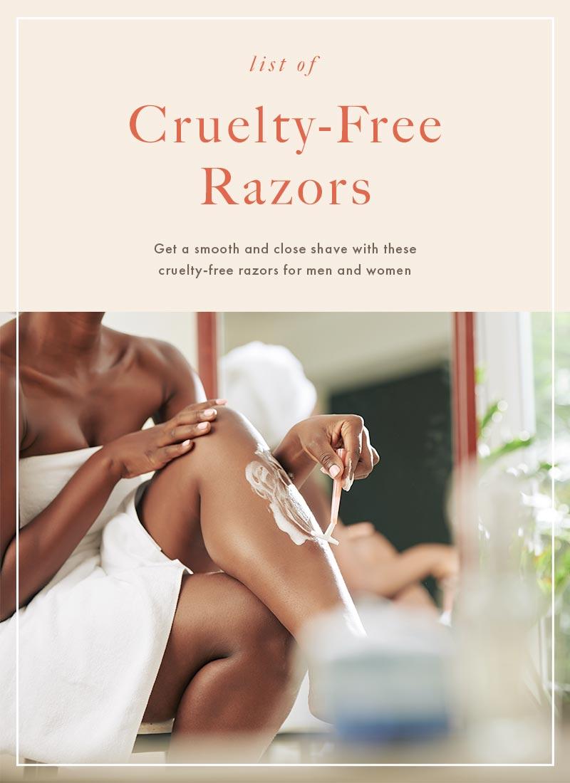 List of Cruelty-Free Razors